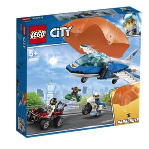 LEGO City 60208 Polizei Flucht mit Fallschirm