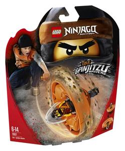 LEGO NINJAGO 70637 Spinjitzu Meister Cole