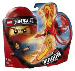 LEGO NINJAGO 70647 Drachenmeister Kai