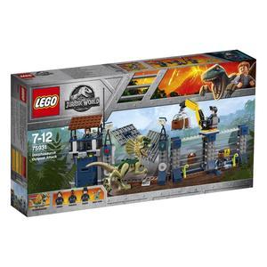 LEGO Jurassic World 75931 Angriff Dilophosaurus