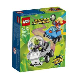 LEGO DC Comics 76094 Supergirl vs. Brainiac