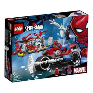 LEGO Marvel 76113 Spider-Man Motorradrettung
