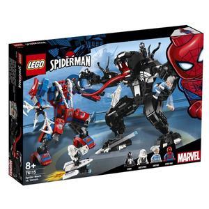 LEGO Marvel 76115 Spider-Mech vs. Venom