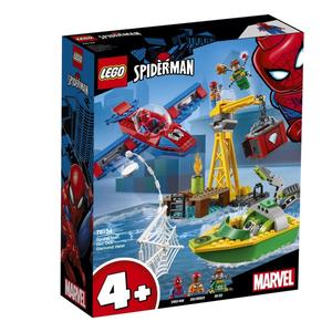 LEGO Marvel 76134 Spider-Man Dimantenraub