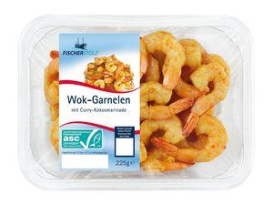 ASC Wok-Garnelen