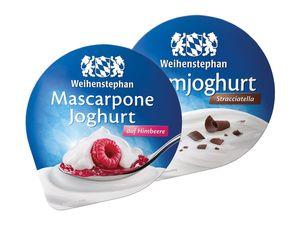 Weihenstephan Mascarpone-/ Rahmjoghurt