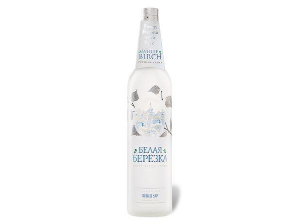 White Birch Birkengeschmack Vodka 40% Vol.
