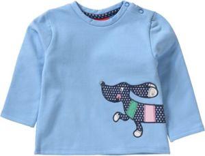 Baby Sweatshirt , Hund Gr. 68 Mädchen Baby