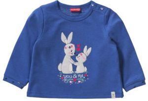 Baby Sweatshirt , Hase Gr. 74 Mädchen Baby