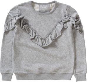Boxy Sweatshirt Gr. 164 Mädchen Kinder