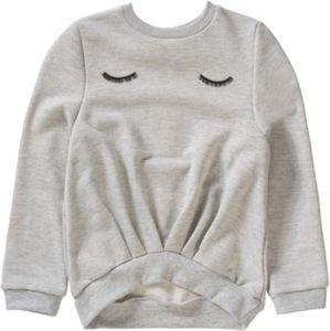 Sweatshirt NITHILA Gr. 122/128 Mädchen Kinder