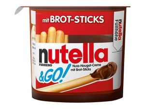 Ferrero Nutella & Go!