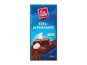 Edel-Alpensahne Schokolade