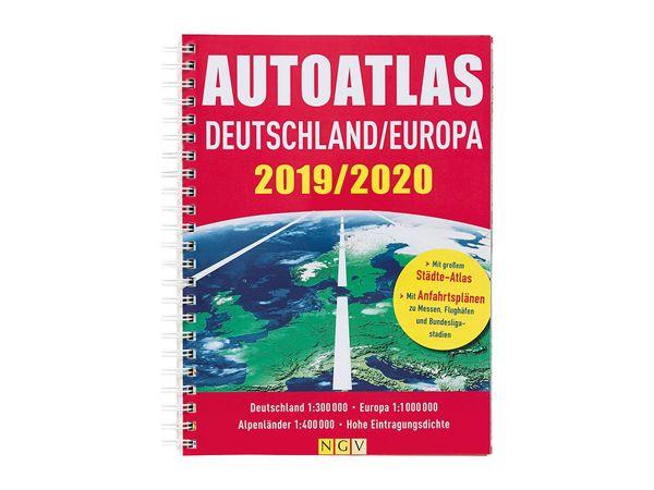 Autoatlas Deutschland/Europa 2019/2020