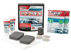 ULTIMATE SPEED® Schweinwerfer-Aufbereitsungsset, 13-teilig