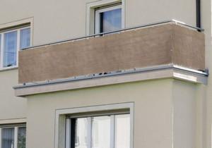 Floraworld Sichtschutz / Balkonverkleidung ,  3 x 0,9 m