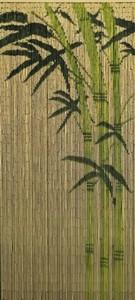 Conacord Deko-Vorhang Bamboo ,  90 x 200 cm