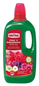 Substral Kübel- & Balkonpflanzen Nahrung ,  1 l