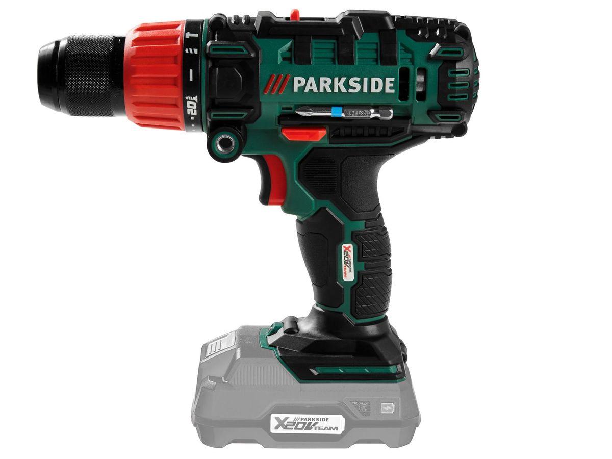 Bild 3 von PARKSIDE® Akku-Schlagbohrschrauber PSBSA 20-Li B2 (ohne Akku / ohne Ladegerät)