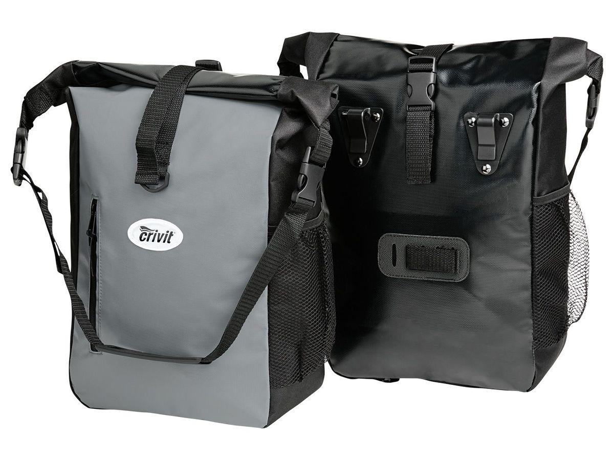 Bild 2 von CRIVIT® Fahrrad-Gepäcktaschenset