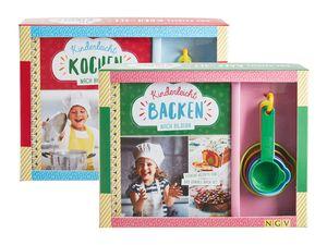 Das clevere Back- und Kochset für Kinder