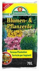 ASB Greenworld Blumen- und Pflanzerde ,  70 l