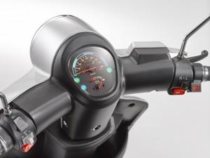 LuXXon Elektro-Dreirad 20 km/h ,  E3800, schwarz