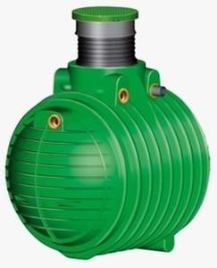 Garantia Regenwasser Erdtank Columbus ,  6.500 l, PKW-befahrbar