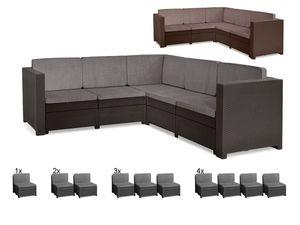 Keter Gartenmöbel Lounge Set Provence Premium