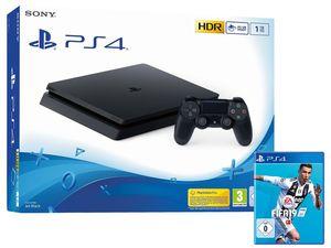 SONY Playstation 4 Slim 1TB inkl. FIFA 19