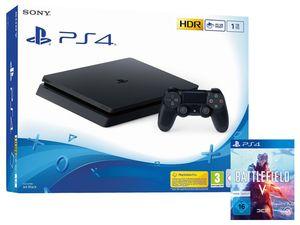 SONY Playstation 4 Slim 1TB inkl. Battlefield V