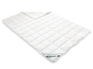 BADENIA TRENDLINE Sommer-Bettdecke Clean Cotton, leicht