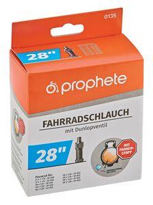 """prophete Fahrradschlauch mit Pannenstop - Fahrradgruppenschlauch 28""""/2 ..."""