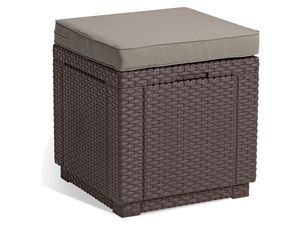 Allibert Lounge Hocker Cube