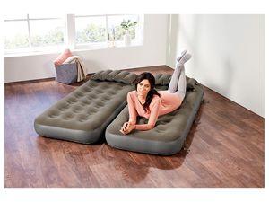 MERADISO® Komfort-Doppel-Luftbett