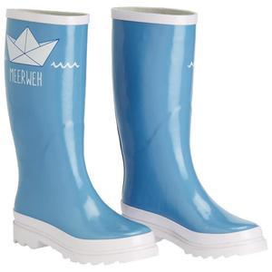 Gummistiefel Rainy Blau
