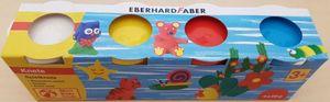 Eberhard Farber - Spielknete 4er Set