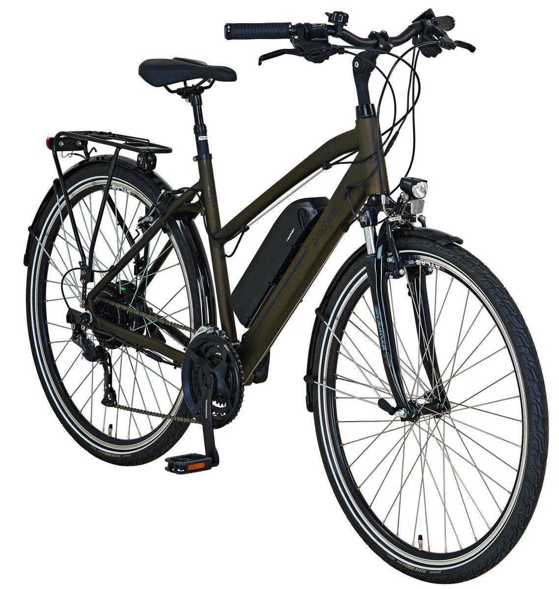 """Bild 2 von PROPHETE E-Bike 28"""" ENTDECKER e9.6 Damen - dunkelblau - 50 cm"""