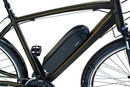 """Bild 3 von PROPHETE E-Bike 28"""" ENTDECKER e9.6 Herren - dunkelbraun - 52 cm"""