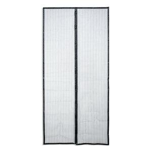 Gardiola Fliegengitter-Türvorhang - anthrazit - 100x220 cm