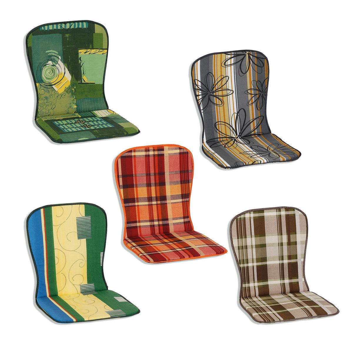 Bild 1 von Stuhlauflage - sortierte Designs - 38x74 cm - niedrig