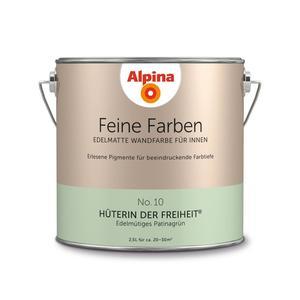 """Alpina              Feine Farben """"Hüterin der Freiheit"""" 2,5 L"""