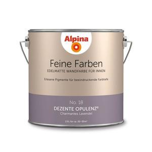 "Alpina              Feine Farben ""Dezente Opulenz"" 2,5 L"