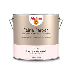 "Alpina              Feine Farben ""Zarte Romantik"" 2,5 L"