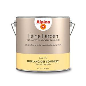 "Alpina              Feine Farben ""Ausklang des Sommers"" 2,5 L"