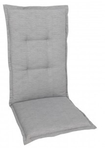 Go-De Sessel-Auflage ,  hoch, grau, 120 x 50 x 6 cm
