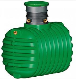 Garantia Regenwasser Erdtank Cristall ,  2.650 l, begehbar