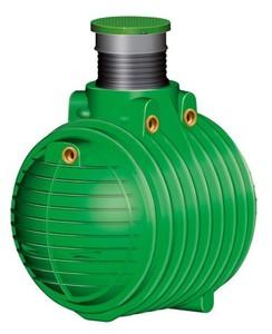 Garantia Regenwasser Erdtank Columbus ,  4.500 l, begehbar