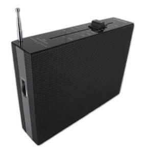 Tragbares FM Kompaktradio bigben