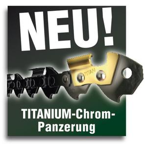 Sägekette Titan für 45CM Schwert, 72GL. 1,5MM Teil.325